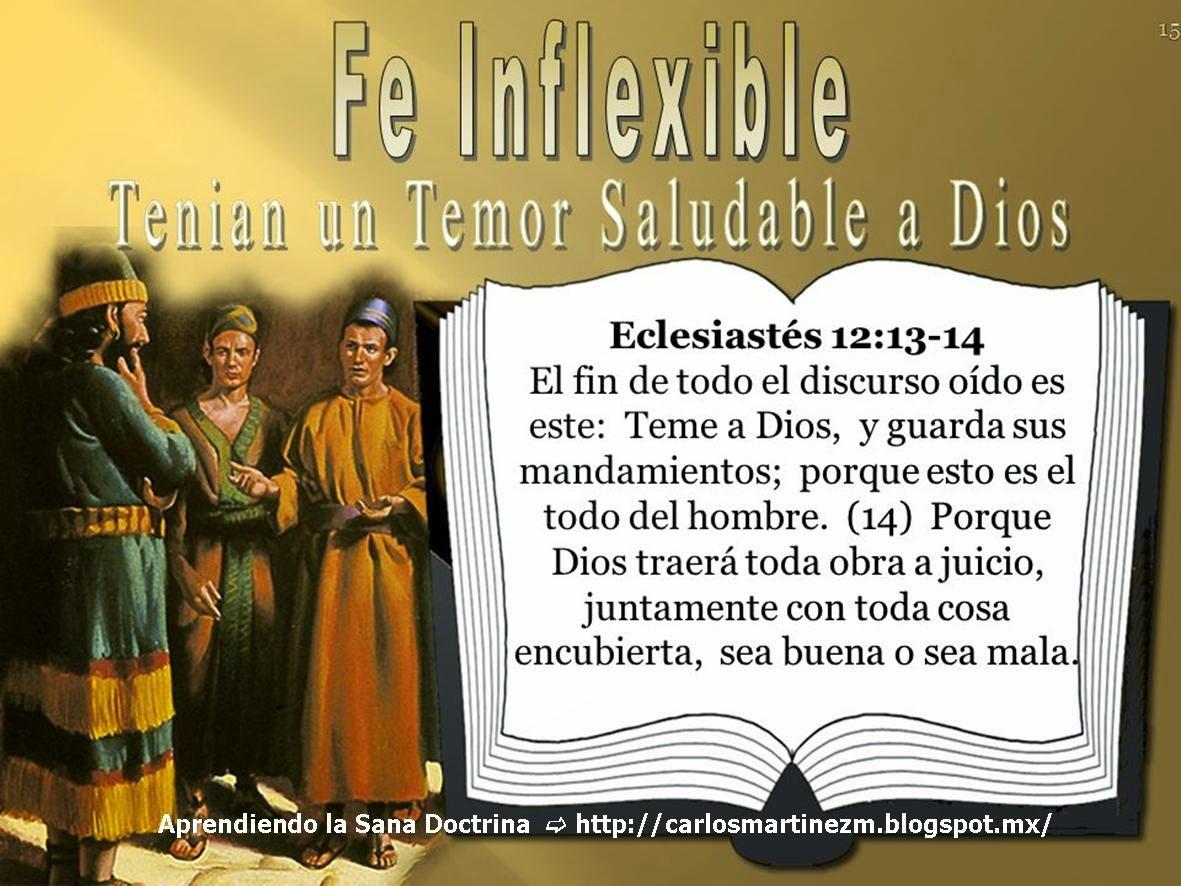 Aprendiendo La Sana Doctrina 11 13 14