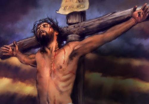 Las 7 palabras de Jess en la cruz