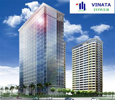 Phối cảnh dự án chung cư Vinata Tower