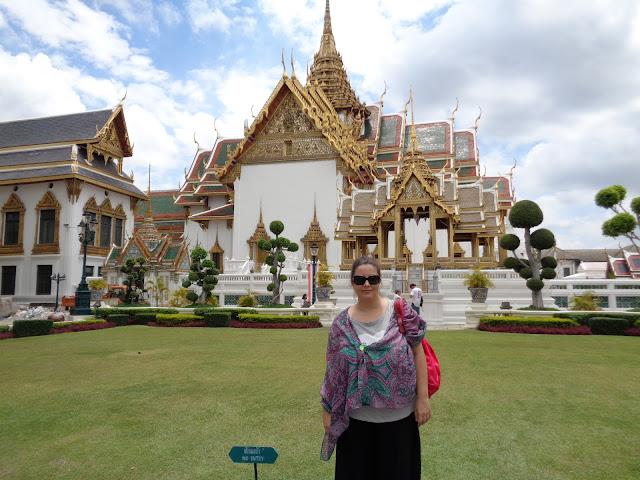 Ruta por Bangkok Gran Palacio