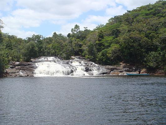 cachoeira tremembe peninsula marau