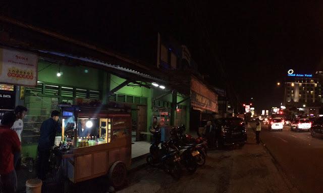 Nasi Goreng Pak Yatno - KabarMGL