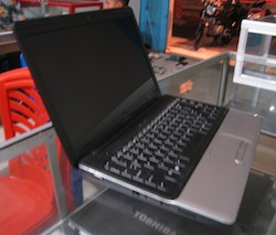 jual laptop bekas cq40 amd