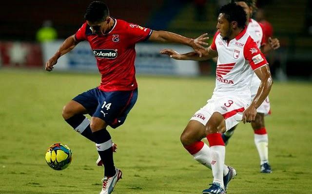 Medellin vs Santa Fe en vivo