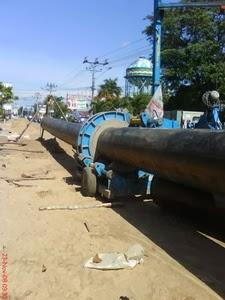 pipa hdpe untuk hydrant