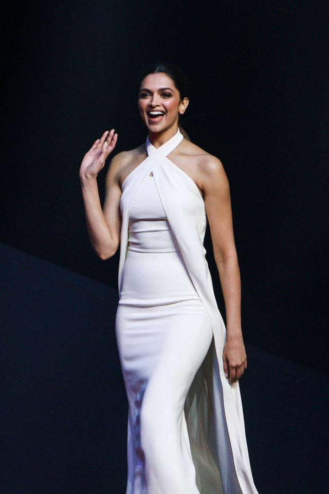 Deepika Padukone XXX Movie Photos In White