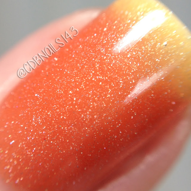Ah-Ha Nail Lacquer-Sandy Peach