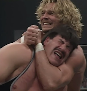 WCW Clash of the Champions XXXI - Brian Pillman went ape shit in his match with Eddie Guerrero