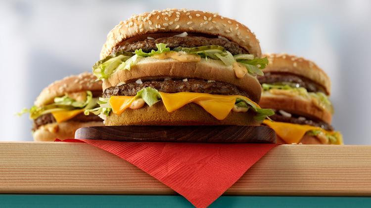 Big Mac creator Delligatti dies