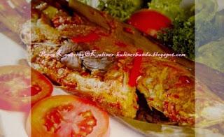 Ikan merupakan salah satu sumber protein hewani yang berhabitat di air Resep Pepes Ikan Komering Palembang Halal dan Sehat