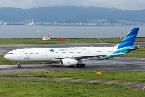Daftar maskapai penerbangan Garuda Indonesia