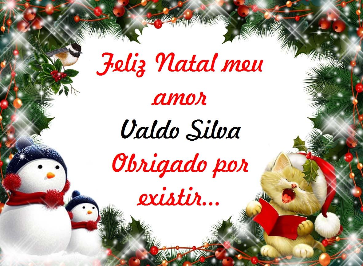 CacauValdo: Feliz Natal Meu Amor