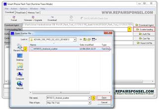 Flash Advan S5E Pro S12 (LT) V1.1 JB 4.4.2 via Flash Tool