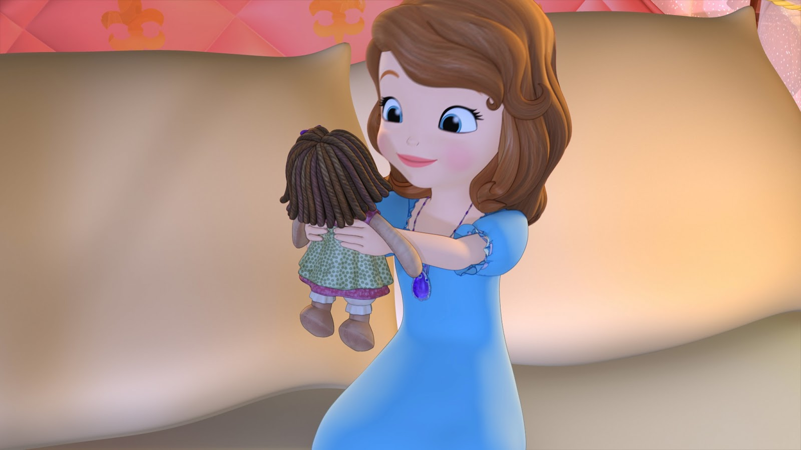 Shopgirl Jen Catch Sofia the First Once upon a Princess