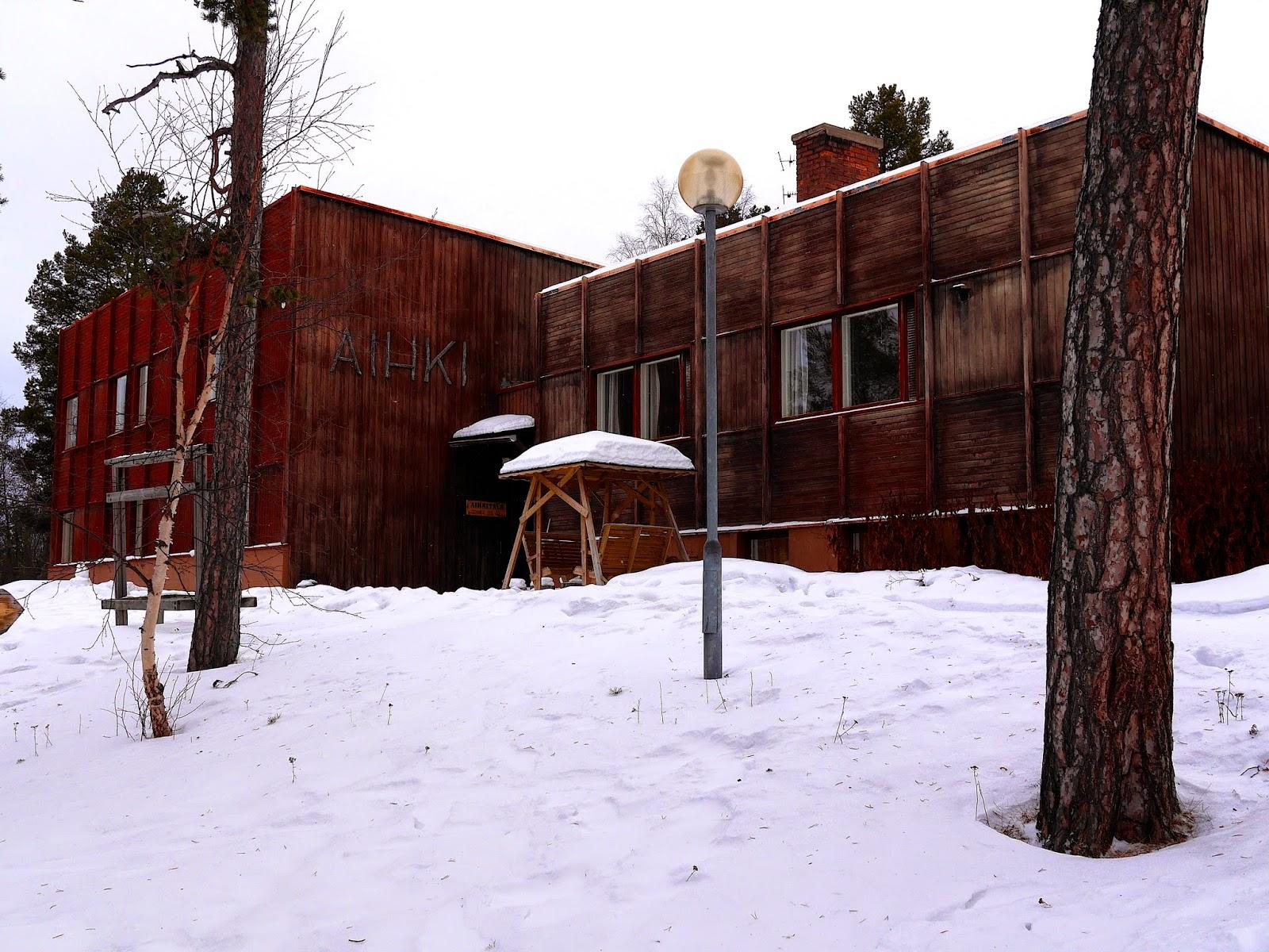 Hotel Korpikartano, Finland