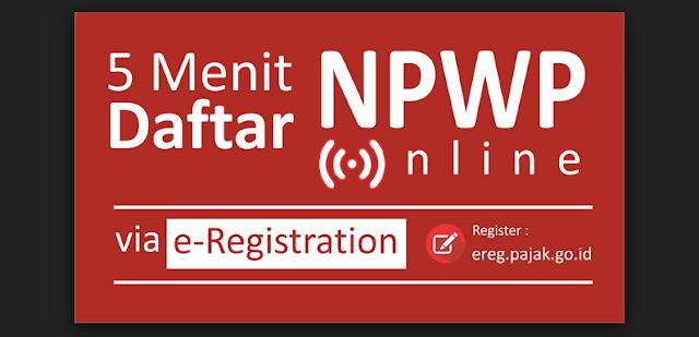 Bagaimana Cara Membuat atau Daftar NPWP Secara Online?