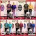 ZBT00309 Kebaya Dress Batik Mini Lonceng Bisa BMGShop