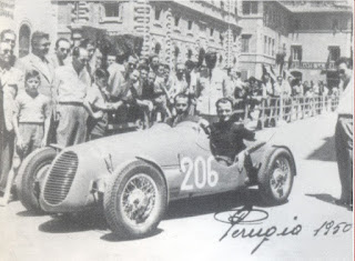 The 1100 Siluro, which brought Bandini his first race victory