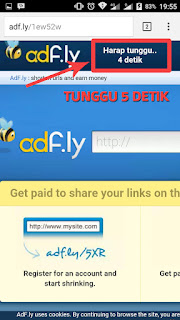 Cara mendownload dan melewati link Jumplink.in dan AdFly di UC Browser 2