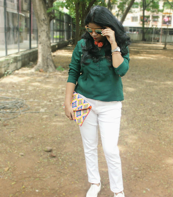 Indian Independence Day: Tri Color OOTD