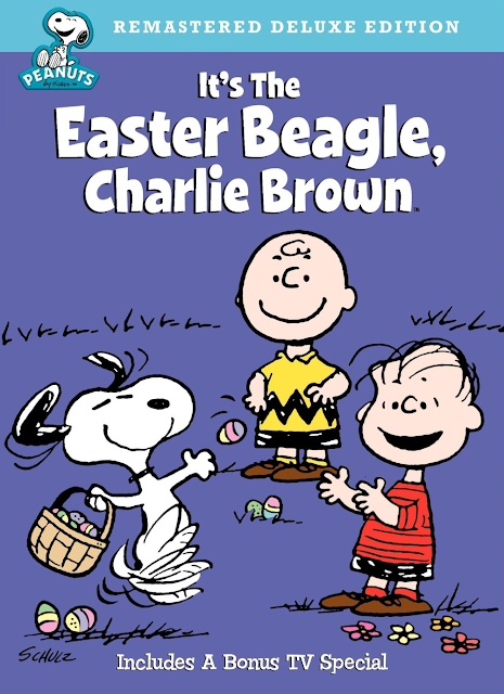 It's the Easter Beagle, Charlie Brown [Latino]