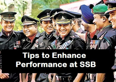 Tips to Enhance Performance at SSB