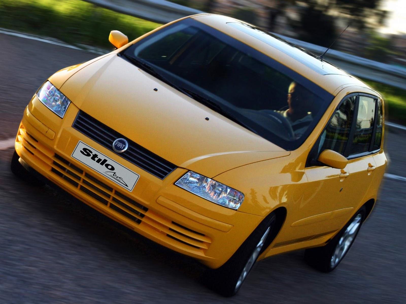 Fiat Stilo Schumacher 2007