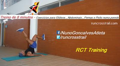 Treino de força e resistência muscular para glúteos, pernas e peito - Nuno gonçalves