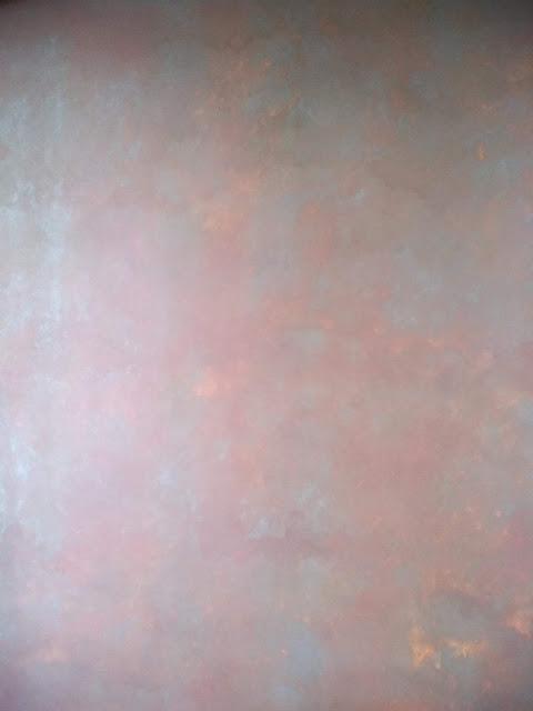 Aço corten pintura
