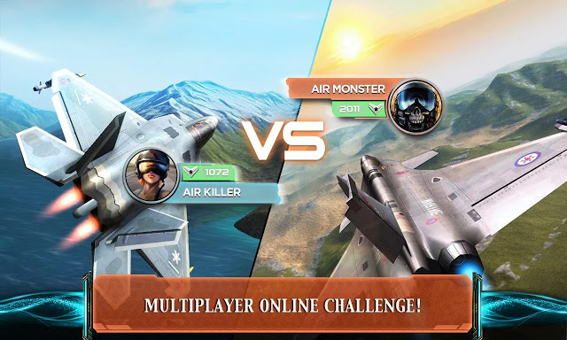 Game Modern Air Combat: Infinity v1.2.0 MOD APK+DATA