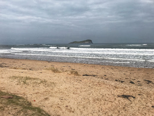 Day Tripping to North Berwick
