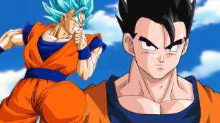 dragon ball super 90-91 new leaks goku uses SSJB against gohan and zeno wants to start the tournament of power right away ?