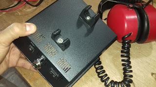 detector de metais vlf