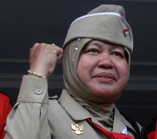 Ibu Tri Rismaharini
