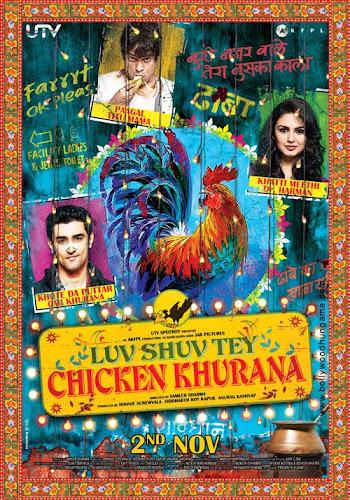 Luv Shuv Tey Chicken Khurana (2012) Movie Poster