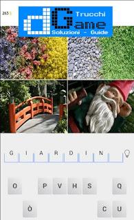 Soluzioni 4 Foto 1 Parola livello 138