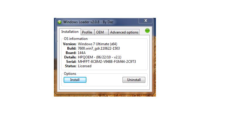 Windows 8 1 Slic Loader