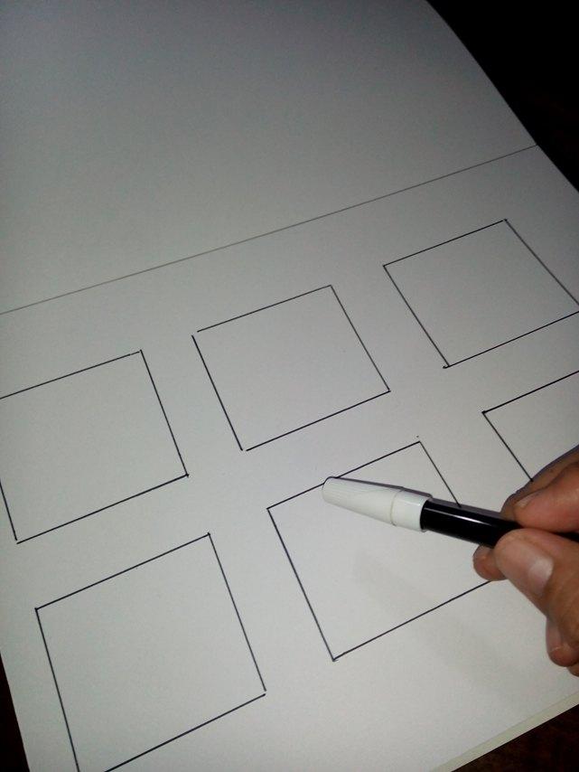 Cara Berlatih Membuat Zentangle Seni Menggambar Simetri 1 Catatan Neng Tanti