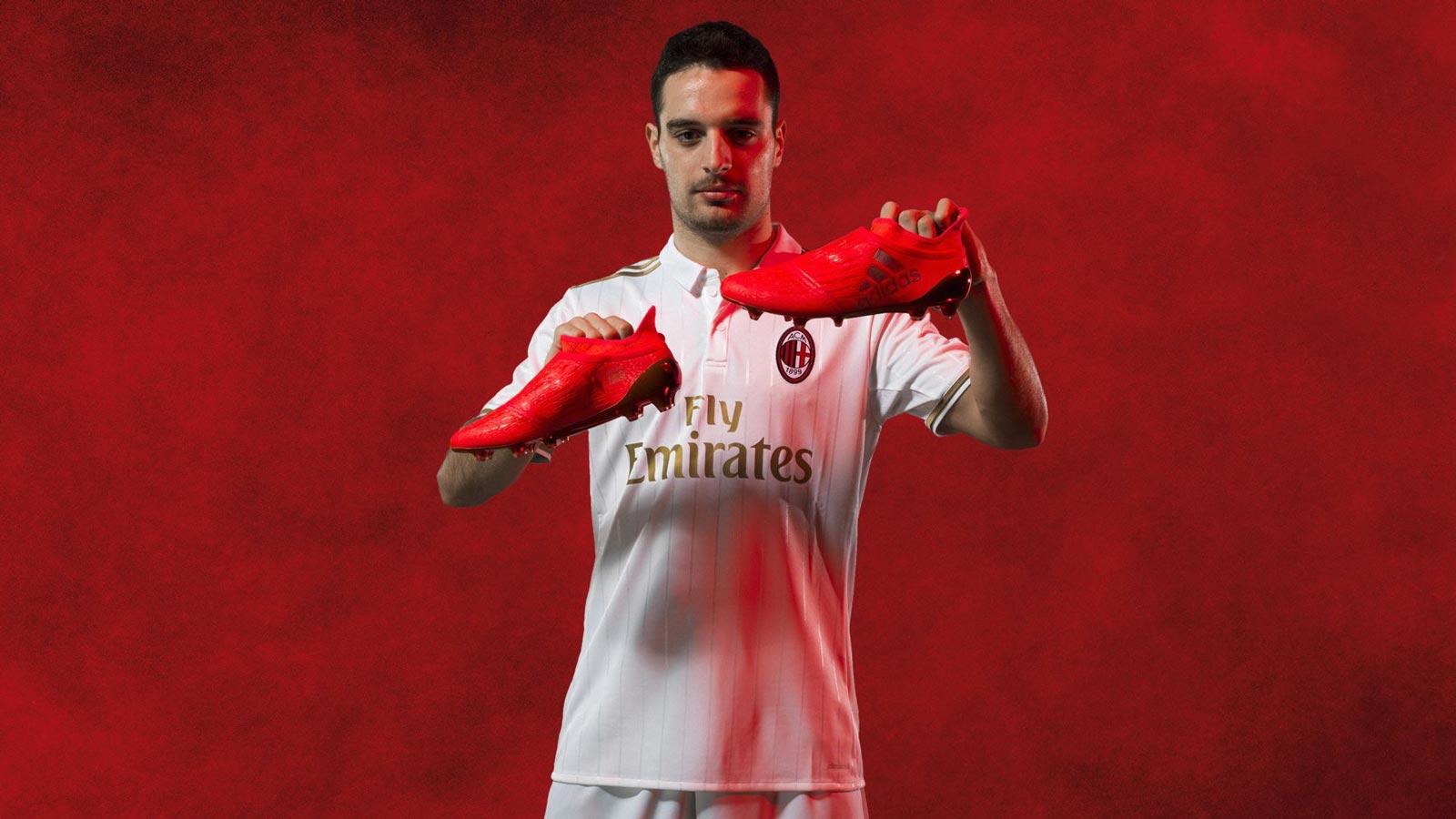 Psg Wallpaper Hd Ac Milan 16 17 Away Kit Released Footy Headlines