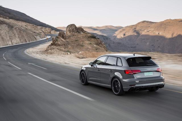 Audi RS3 Sportback 2018