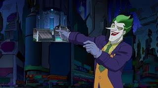 Batman Sem Limites Caos Monstruoso