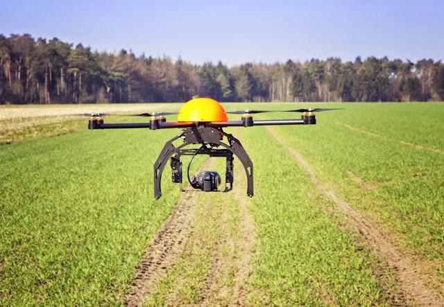 Prime Air Drone Pesawat canggih serbaguna
