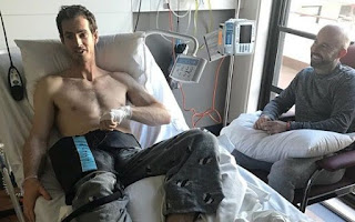 Murray undergoes hip surgery, is out of Australian Open