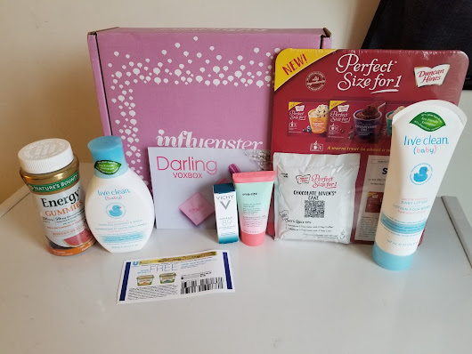 Frugalicious Marie: Influenster Darling VoxBox Review!