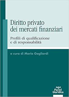 Diritto Privato Dei Mercati Finanziari PDF