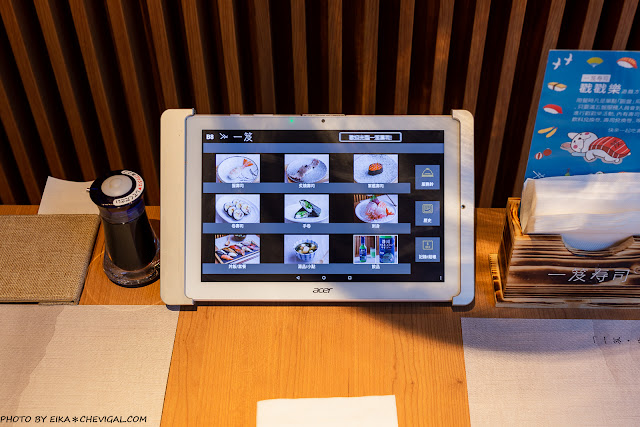 MG 8261 - 一笈壽司,輕井澤集團旗下品牌,在超美清水模建築內不用250元就能享用壽司超值套餐!