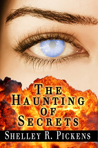"Shelley R. Pickens, ""The Haunting of Secrets"""