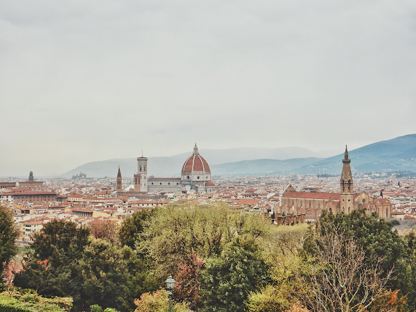 FIERY FLORENCE | OUR ITALIAN ADVENTURE
