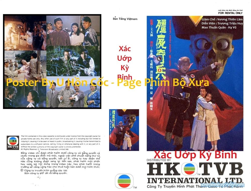 http://xemphimhay247.com - Xem phim hay 247 - Xác Ướp Kỳ Binh (1988) - Keung Sze Kay Bing (1988)