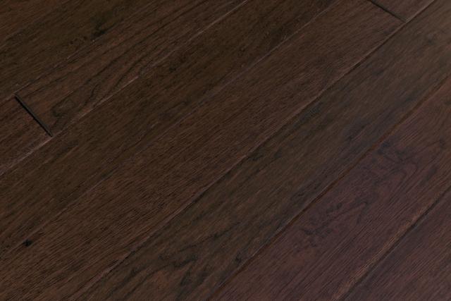 Dark Stain Wood Floors